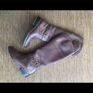 Ralph Lauren Tall, Leather Boots
